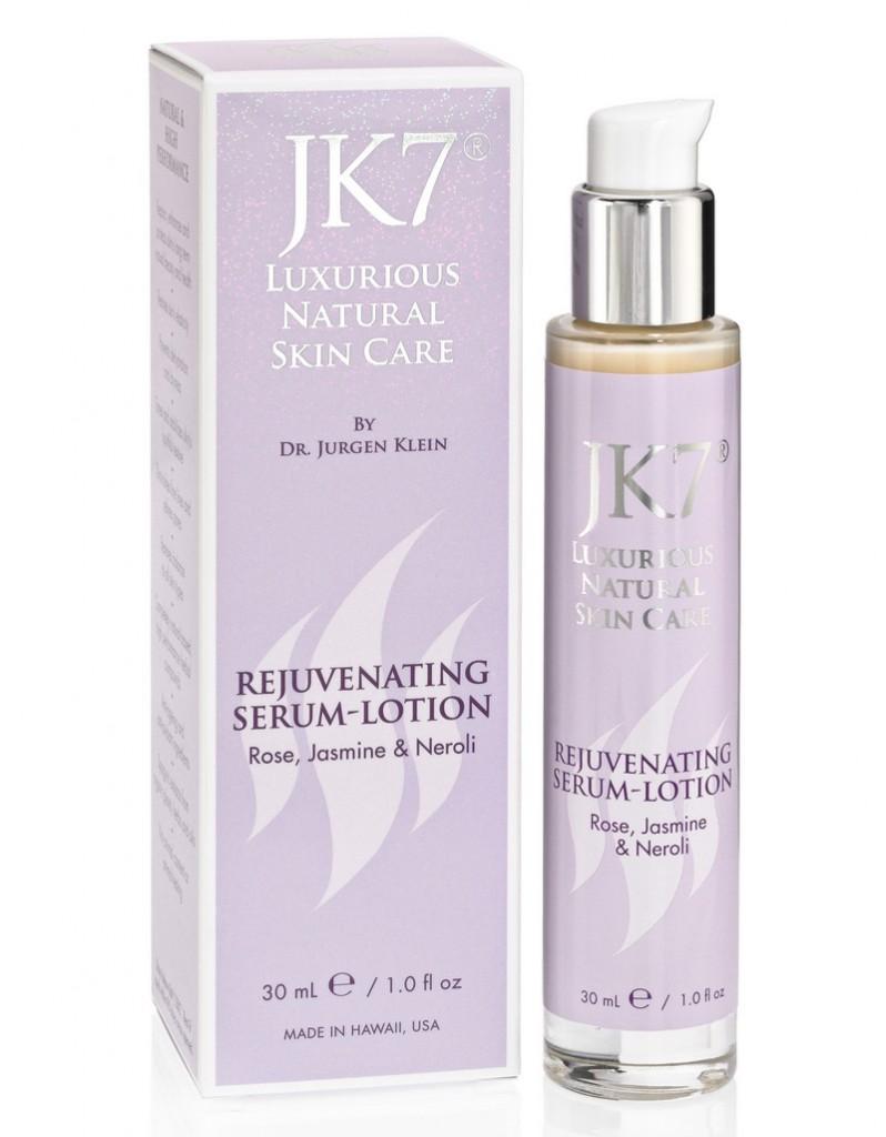 JK7 Rejuvenating serum -world's most expensive skincare