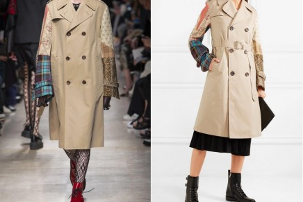 Buckle up: how the trenchcoat went from classic to cool