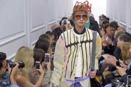 J.W.Anderson cements A$AP Rocky sea change with men's collection