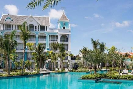 Idyllic places to relax: New Beachfront Luxury Resort opened on Vietnam's Pristine Island Oasis