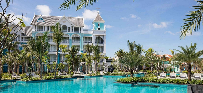 JW Marriott Phu Quoc, Emerald Bay Debuts On Vietnam's Pristine Island Oasis--