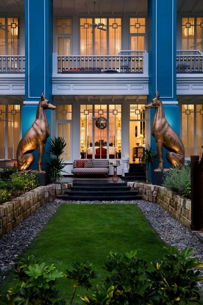 JW Marriott Phu Quoc Emerald Bay Resort & Spa - Exterior photo details