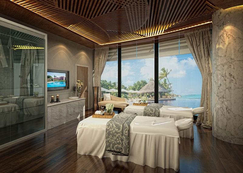 JW Marriott Phu Quoc Emerald Bay Resort & Spa interiors