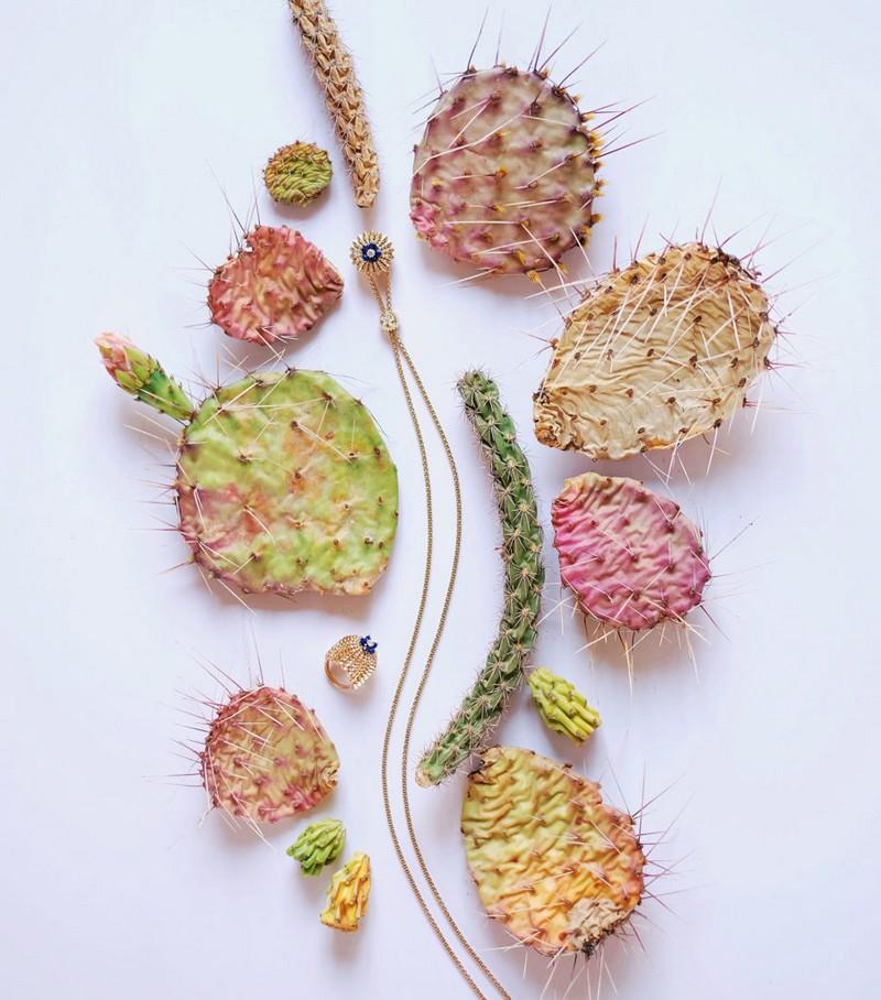 Ja Soon Kim for Cactus de Cartier