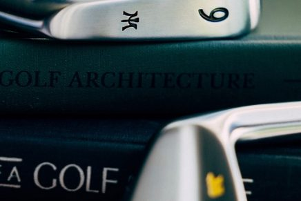 Historic collaborations: Jack Nicklaus and Miura Introduce Commemorative Golf Irons