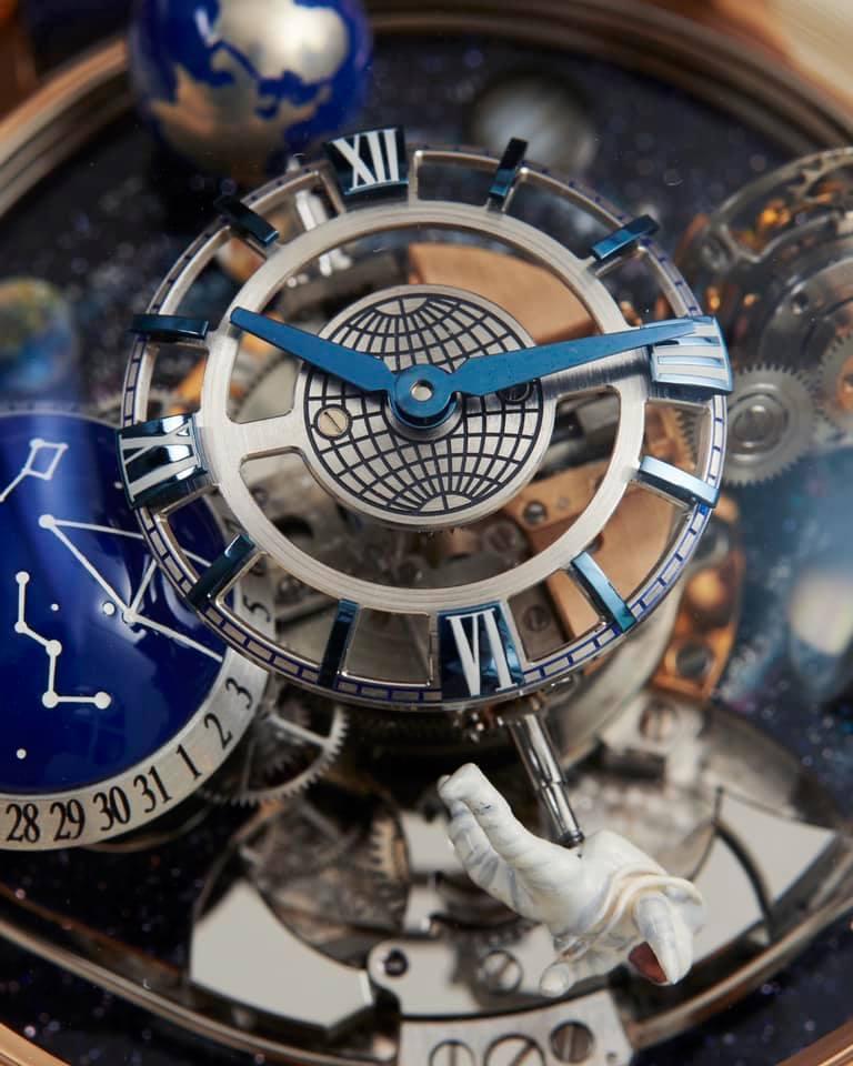 Jacob & Co Astronomia Maestro 2019-details