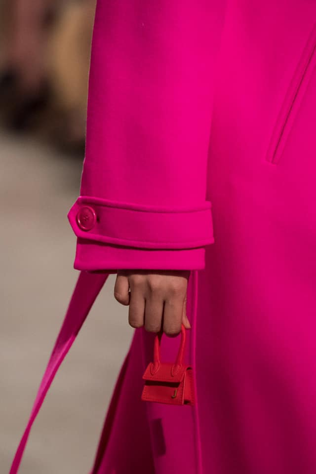 Jacquemus Fall Winter 2019 - 2020 microbags-tiny bags