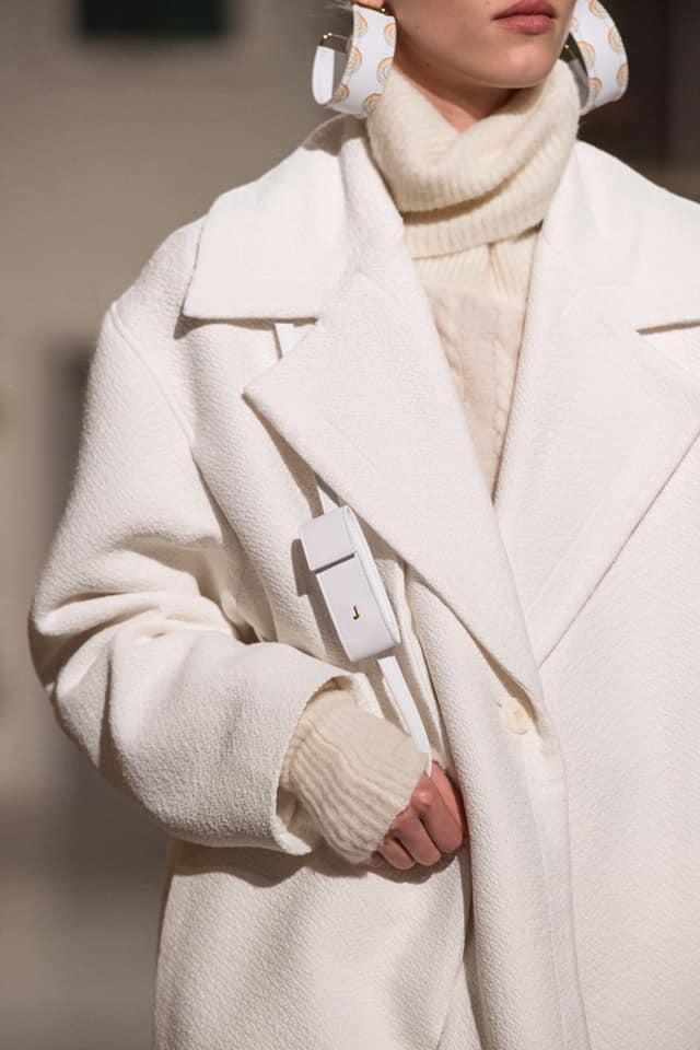 Jacquemus Fall Winter 2019 - 2020 microbags-white