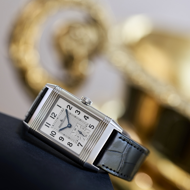 Jaeger-LeCoultre Gold Cup 2017 watch - passion for polo-