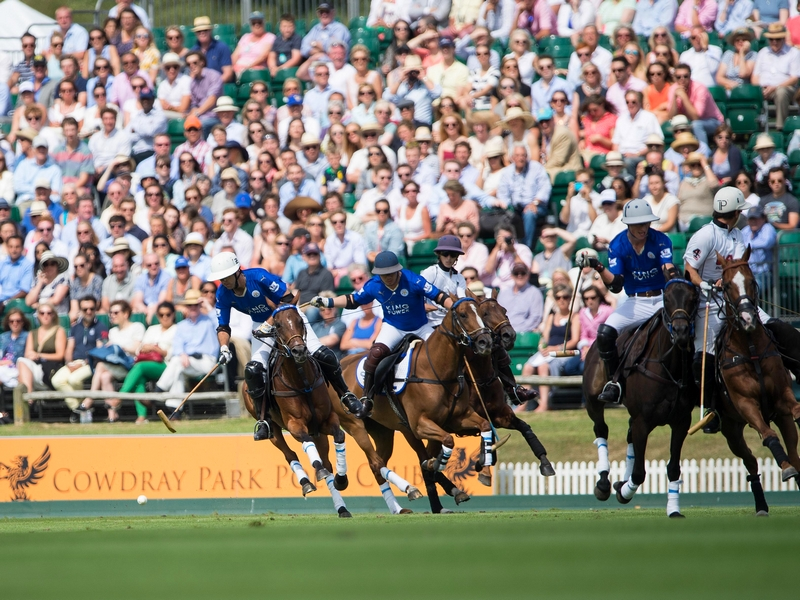 Jaeger-LeCoultre Gold Cup 2017 watch - passion for polo
