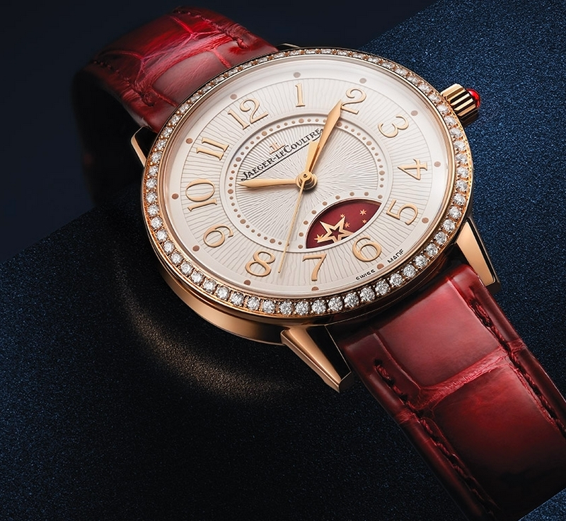Jaeger-LeCoultre Rendez-Vous Night & Day collection for Shanghai Film Festival 2018