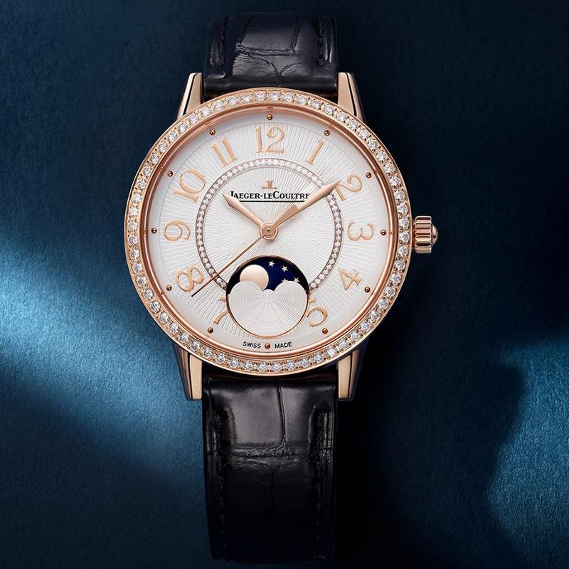 Jaeger-LeCoultre's new Rendez-Vous Moon timepieces