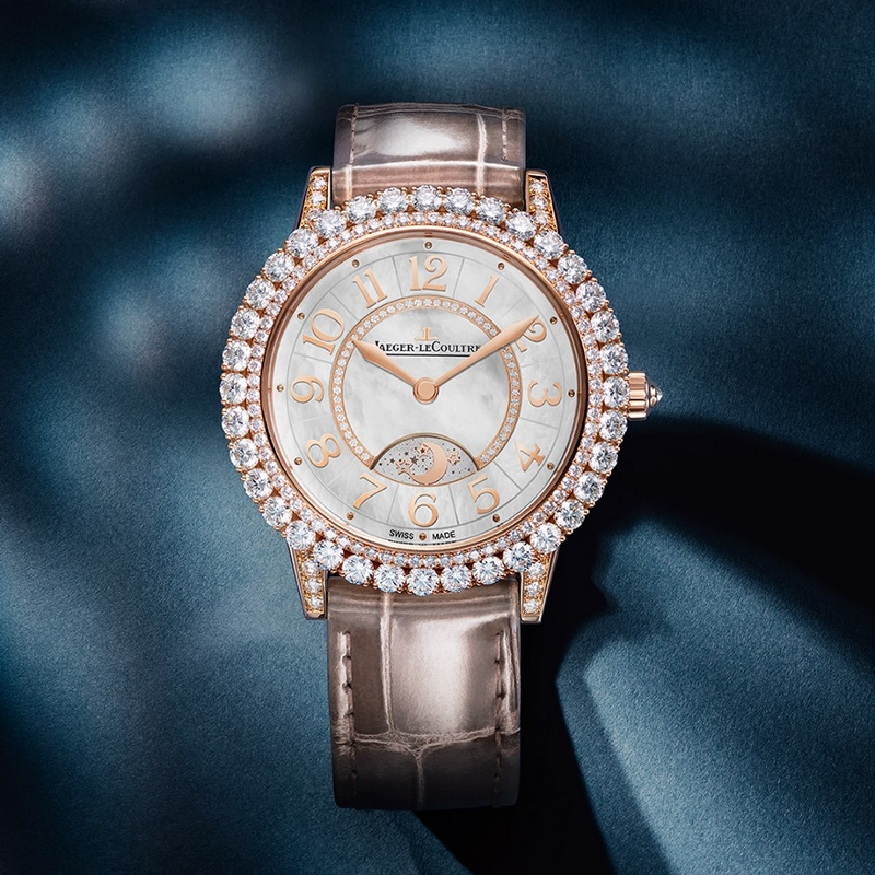 Jaeger-LeCoultre's new Rendez-Vous timepieces 2019-Dazzling Rendez-Vous Night & Day watch-