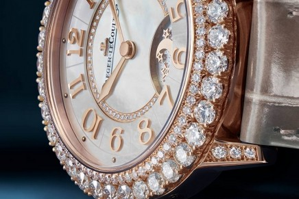 Jaeger-LeCoultre's new Rendez-Vous fully adheres to the codes of High Jewellery
