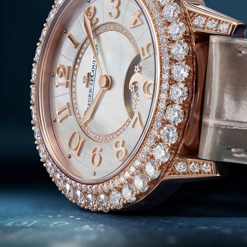 Jaeger-LeCoultre's new Rendez-Vous timepieces 2019-Dazzling Rendez-Vous Night & Day watch