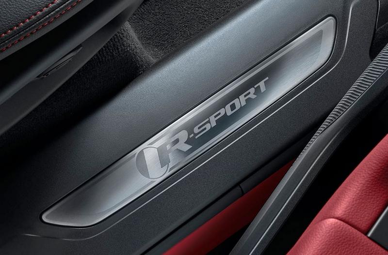 Jaguar F-Pace R Sport review