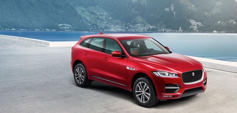 Jaguar F-Pace R Sport review exterior