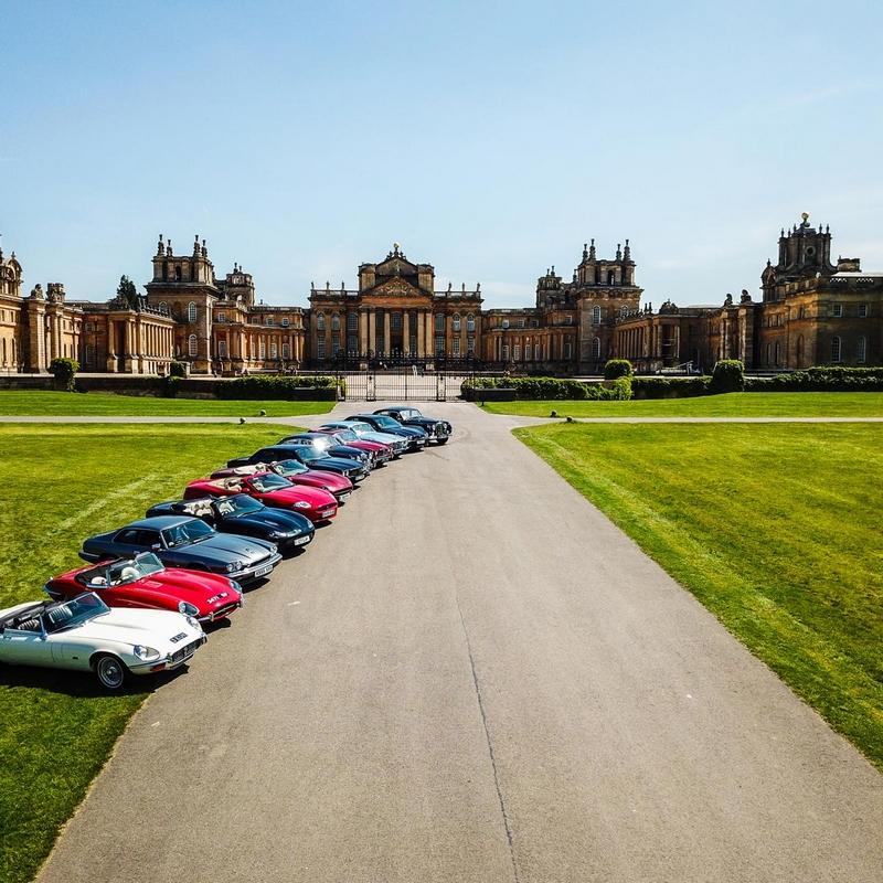 Jaguar Festival 2019 at Heythrop Park Resort and Blenheim Palace