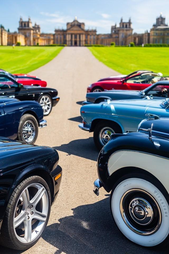Jaguar Festival Group Photo-