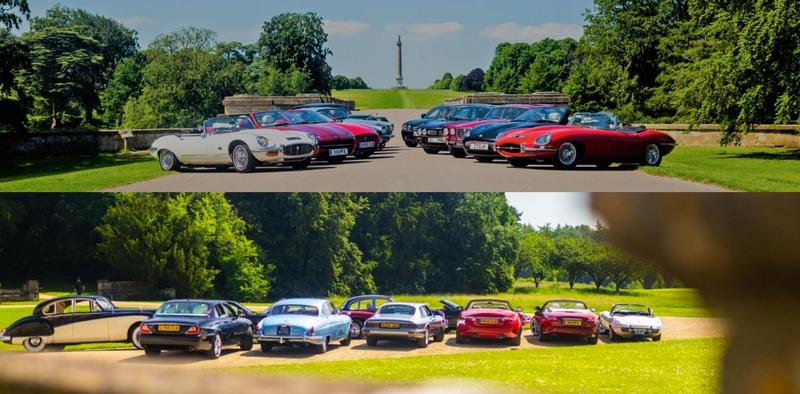 Jaguar Festival Group Photo