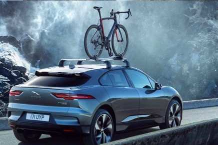 Jaguar I-Pace: 'An SUV that's fast, nimble, desirable… and electric'