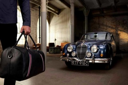 More beautiful than ever: Jaguar Mark 2's exclusive accessories will appeal to anyone interested in classic cars