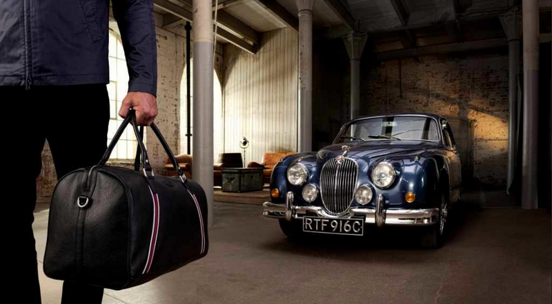 Jaguar Mark 2's role in popular culture celebrated with exclusive apparel and lifestyle accessorie