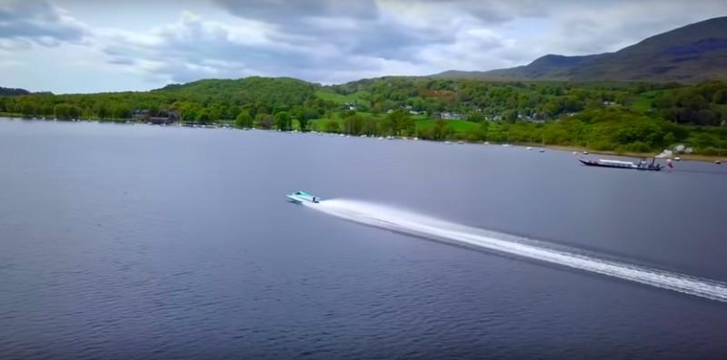 Jaguar Vector V20E Break World Electric Speed Record--
