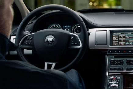 Dramatic drive: Jaguar's most ambitious publicity stunts to date