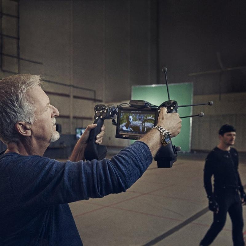 James Cameron for Oscars