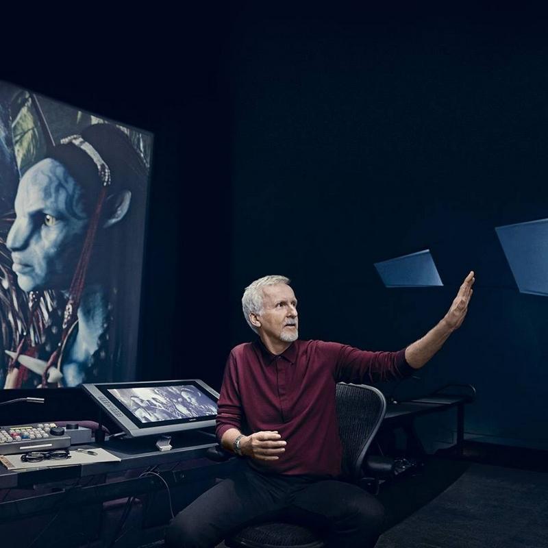 James Cameron for Rolex-