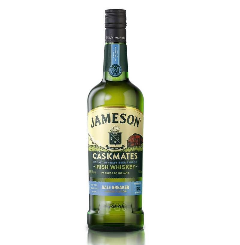 Jameson Caskmates Bale Breaker Limited Edition