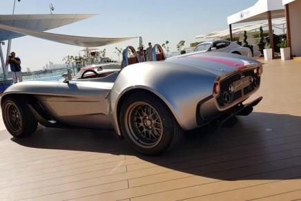 "Retro-Futuristic: Jannarelly Design1 – an emotion machine with a ""Le Mans barquette"" configuration"