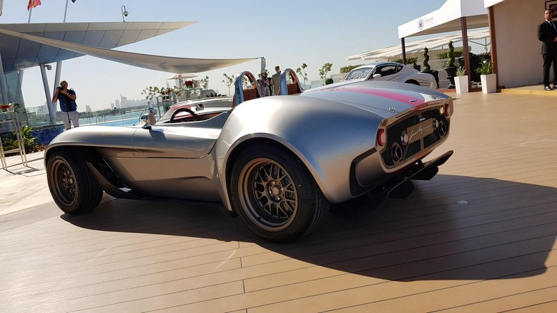 Jannarelly Design­1 car -