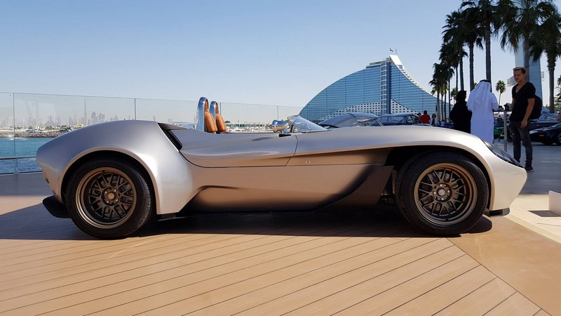 Jannarelly Design­1 car