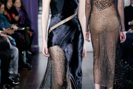 New York Fashion Week's SS 2018 collections adorned with 2.2 million crystals