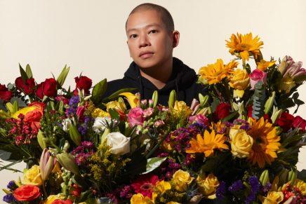 On-trend flower arrangements: Jason Wu's exclusive bouquets