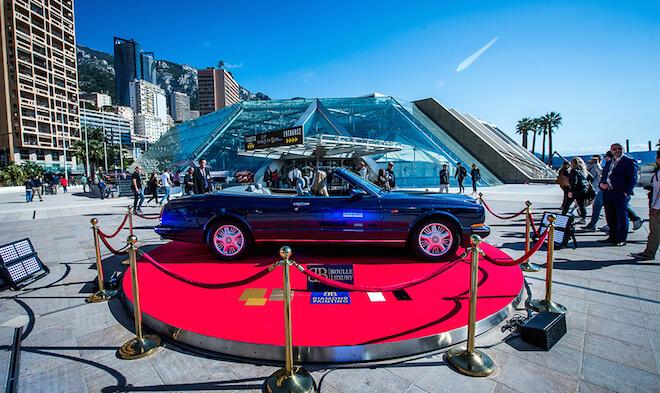 Jean Boulle Luxury Paint 2017 Top Marques Monaco 2017 show