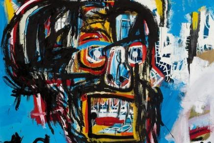 Jean-Michel Basquiat breaks US art record with £85m sale