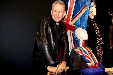 Jean-Paul Gaultier's major retrospective opened in London