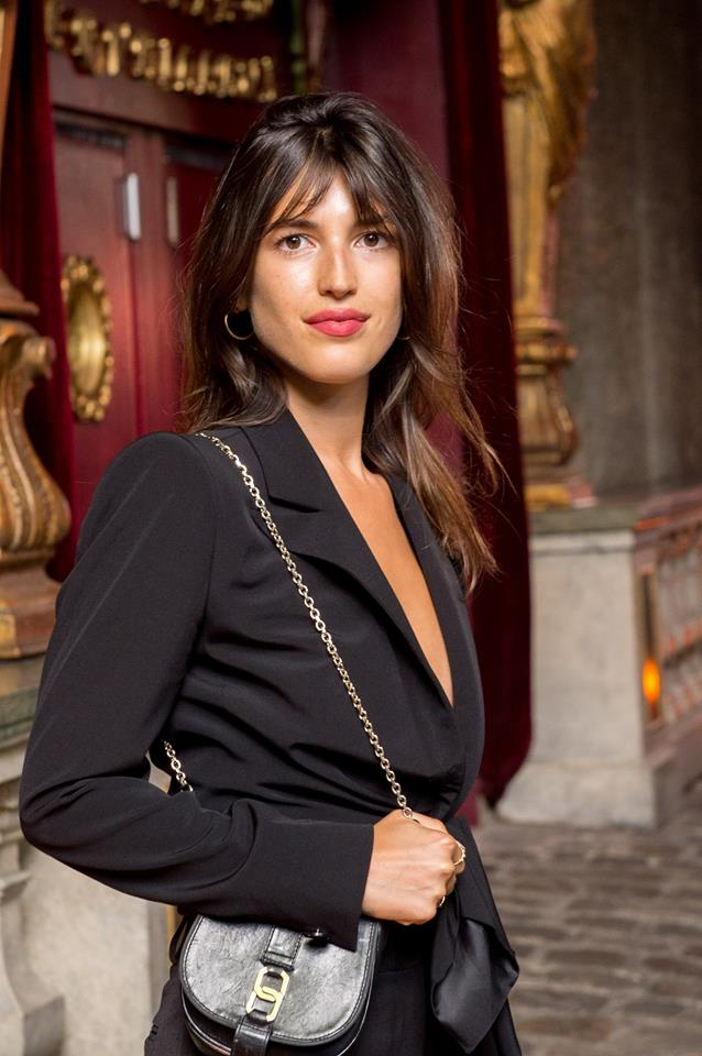 Jeanne Damas for Chaumet