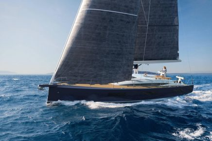 The surprising Jeanneau Yachts 60 has been designed to be an owner's dream-come-true