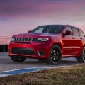 Jeep Grand Cherokee Trackhawk is the most powerful and quickest SUV ever