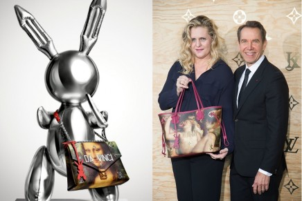 Jeff Koons' Louis Vuitton bags: a joyous art history lesson