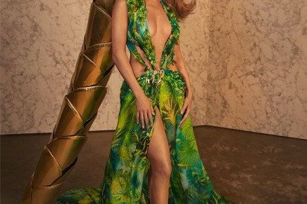 High-octane glitz for Versace as J-Lo brings the house down
