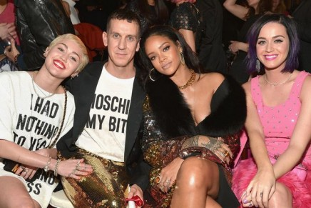 Moschino's creative director is getting his own documentary