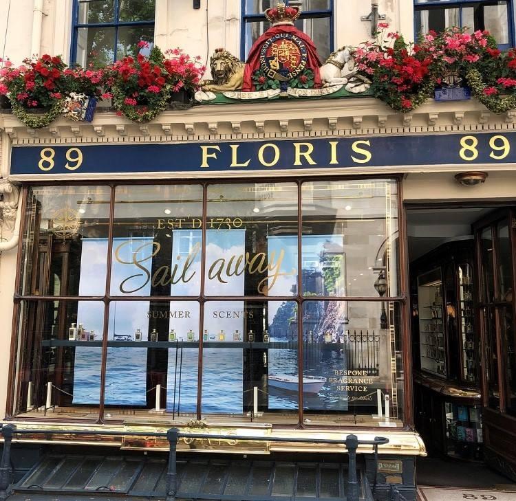 Jermyn Street shop London