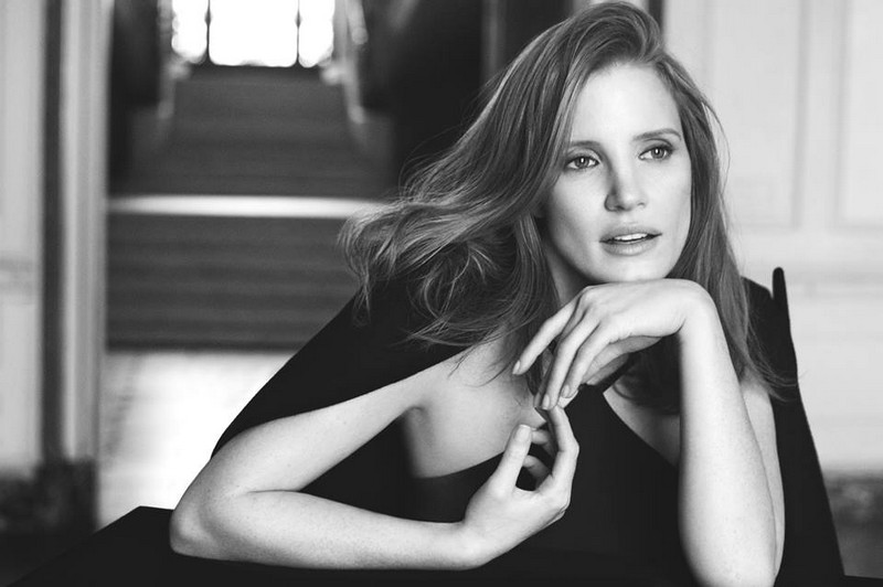 Jessica Chastain for Wome by RL