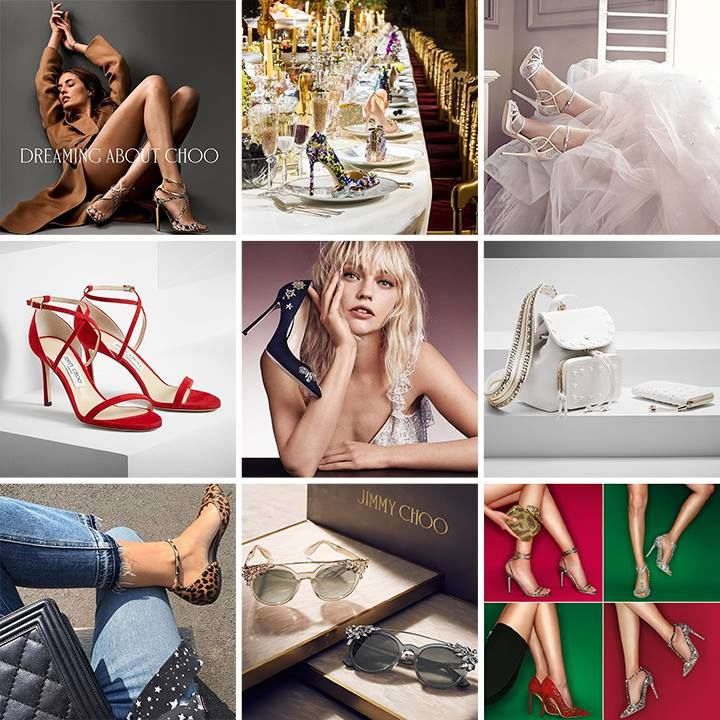 Jimmy Choo Cruise Collection - 2016