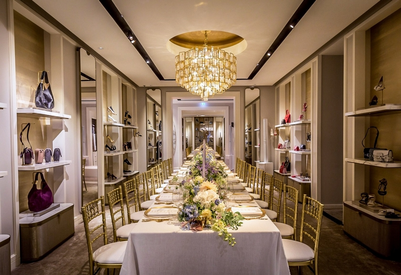Jimmy Choo The Private Dinner